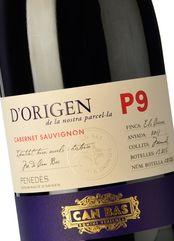 Can Bas d'Origen P9 Cabernet Sauvignon 2017