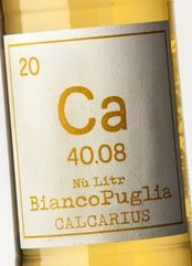Calcarius Nù Litr Bianco 2018 (1 l)