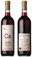 Calcarius Rosso Hellen 2018