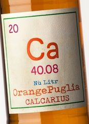 Calcarius Nù Litr Orange 2018 (1 l)