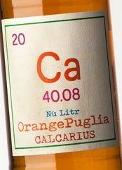 Calcarius Nù Litr Orange 2018 (1 l)