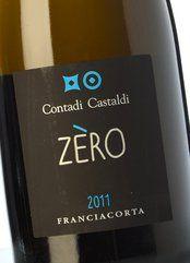 Contadi Castaldi Franciacorta Zero 2014