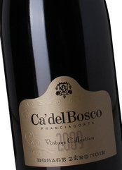 Ca' del Bosco Vintage Collection Zéro Noir 2009