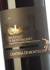 Cantina di Montalcino Brunello 2014