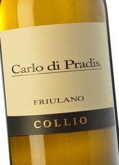 Carlo di Pradis Collio Friulano 2015