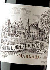 Château Durfort Vivens 2016