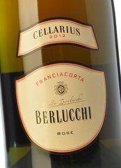 Berlucchi Franciacorta Cellarius Brut Rosé 2012