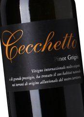 Cecchetto Pinot Grigio 2018