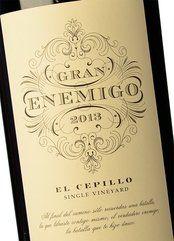 Gran Enemigo El Cepillo Cabernet Franc 2013