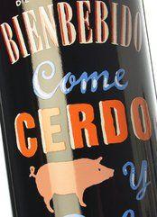 Come Cerdo y Bebe Vino 2012