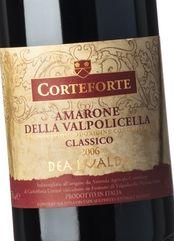 Corteforte Amarone Dea Lualda 2006