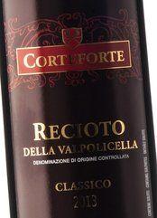 Corteforte Recioto della Valpolicella 2013 (0.5 l)