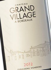 Château Grand Village 2012