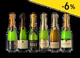 Champagner von Rang und Namen