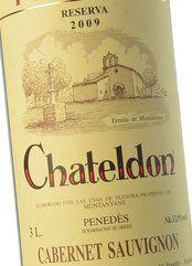 Pinord Chateldon Reserva 2009 (3L)
