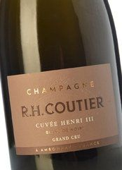 Coutier Brut Cuvée Henri III 2010