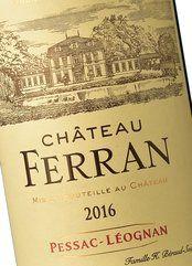 Château Ferran 2015