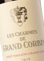 Les Charmes de Grand Corbin 2012