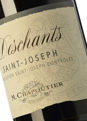 Chapoutier St. Joseph Deschants Rouge 2015