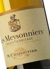 Chapoutier Les Meysonniers Blanc 2017