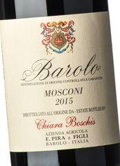Chiara Boschis Barolo Mosconi 2015