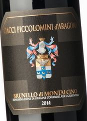 Ciacci Piccolomini Brunello di Montalcino 2014