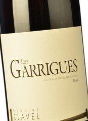 Domaine Clavel Les Garrigues 2014