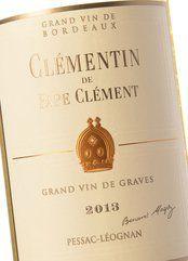 Clémentin de Pape Clément Blanc 2018 (PR)