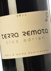 Terra Remota Clos Adrien 2011