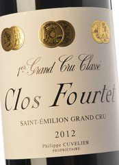 Château Clos Fourtet 2017