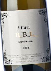 I Clivi Ribolla Brut Nature R_B_L_ 2018