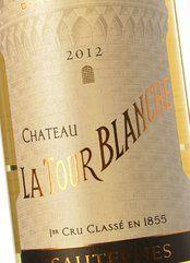 Château La Tour Blanche 2016