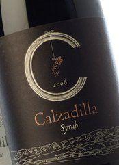 Calzadilla Allegro Syrah 2011