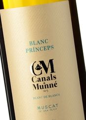 Canals & Munné Blanc Princeps Muscat 2018