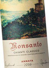 Castello di Monsanto Chianti Classico 2016