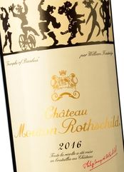 Château Mouton-Rothschild 2016