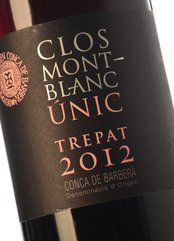 Clos Montblanc Trepat Únic 2012
