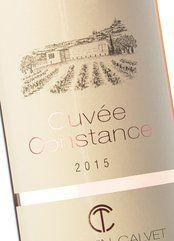 Thunevin-Calvet Cuvée Constance Rosé 2015