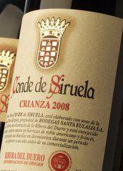 Conde Siruela Crianza 2015