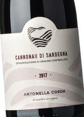Antonella Corda Cannonau di Sardegna 2017