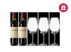 2 Corimbo 2015 + 3 copas de REGALO