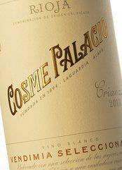 Cosme Palacio Blanco 2016