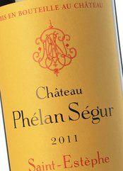 Château Phélan-Ségur 2018 (PR)