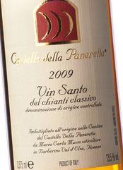 Castello della Paneretta Vin Santo 2009 (37.5 cl)