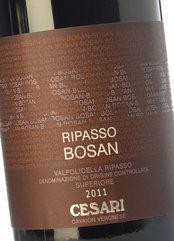 Cesari Valpolicella Ripasso Superiore Bosan 2016