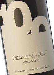 100 Montañas Carrasquín 2016