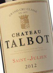Château Talbot 2018 (PR)