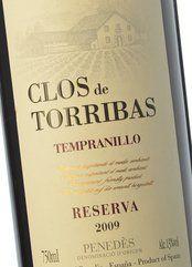 Clos de Torribas Reserva 2011
