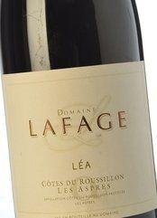 Domaine Lafage Cuvée Léa 2016