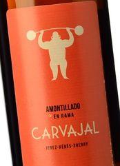 Amontillado en Rama Carvajal